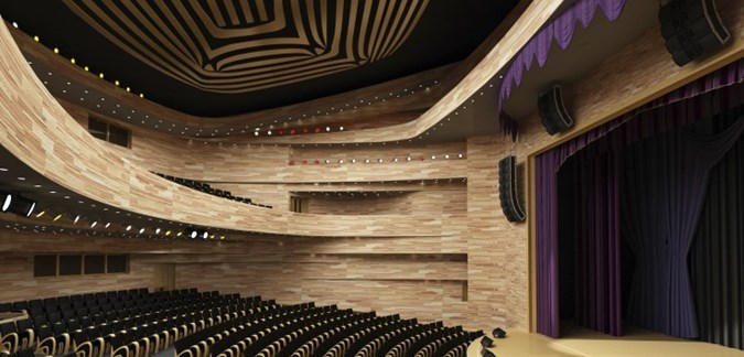 Movie Theaters & Auditoriums