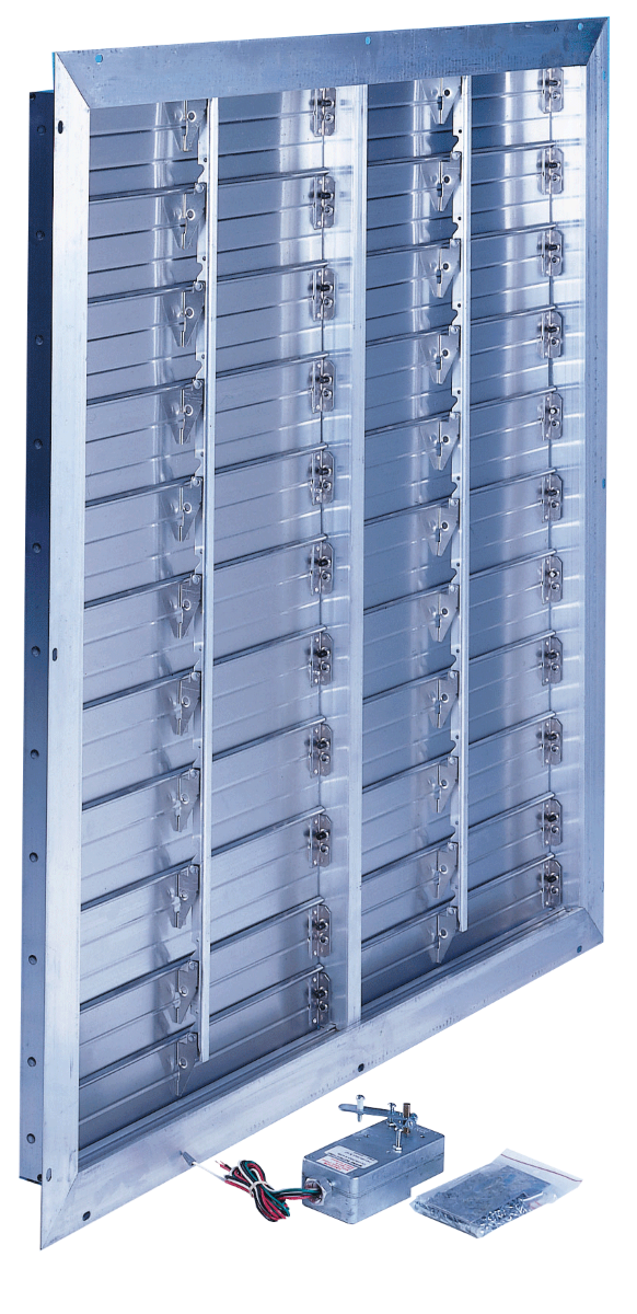 Aluminum Shutters   Products   Munters