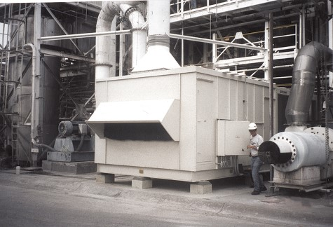 Heat Exchanger Provides Dry Air and Heat Recovery for Chemical Producer
