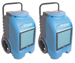 DriEaz dehumidifiers