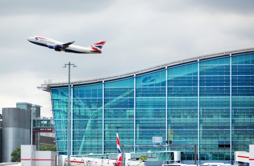 Huge energy savings with Munters AHU fan upgrade in Heathrow