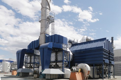 Heat Exchanger Reduces Energy at Potato Processing Facility
