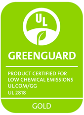 Greenguard Gold badge