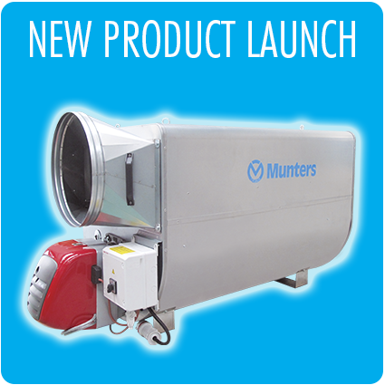 Product launch GPmp heater