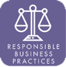 Icon Responsible business practice
