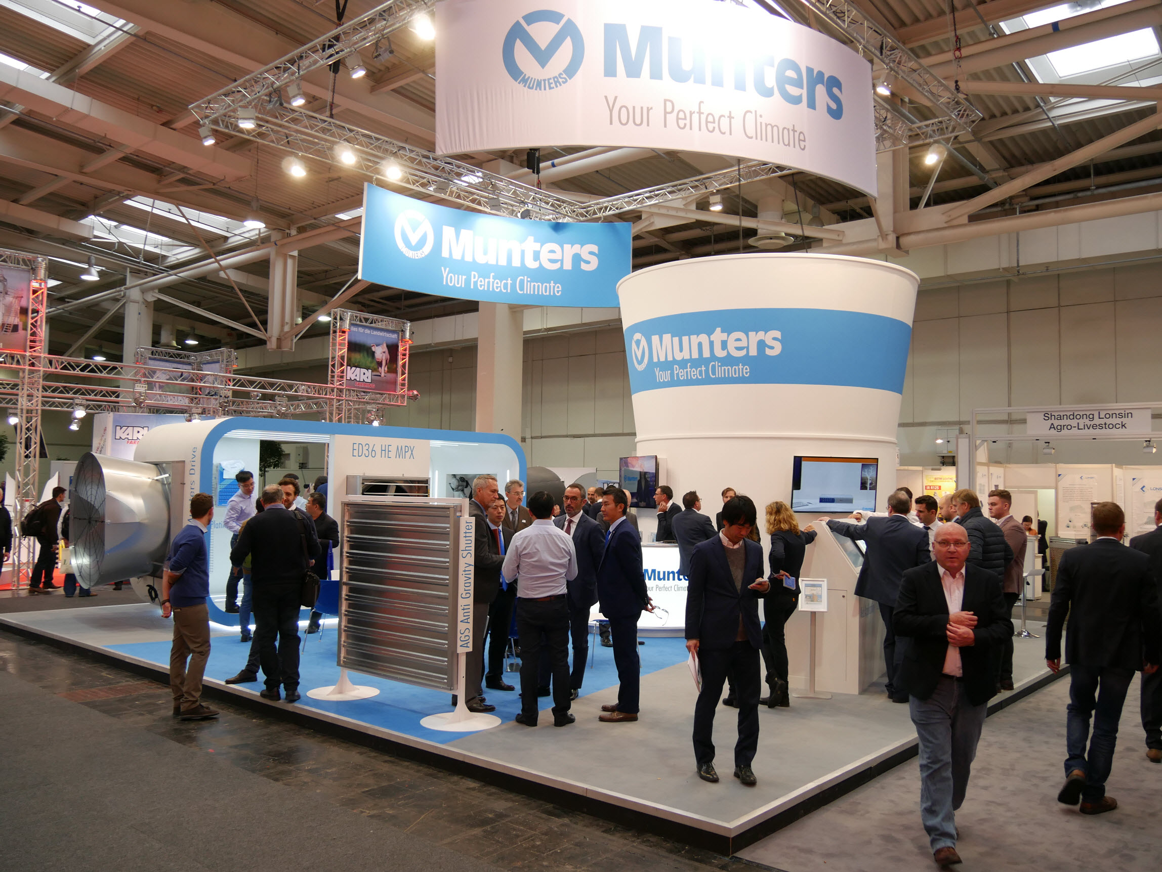 Relationships at EuroTier 2016