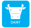 Dairy icon