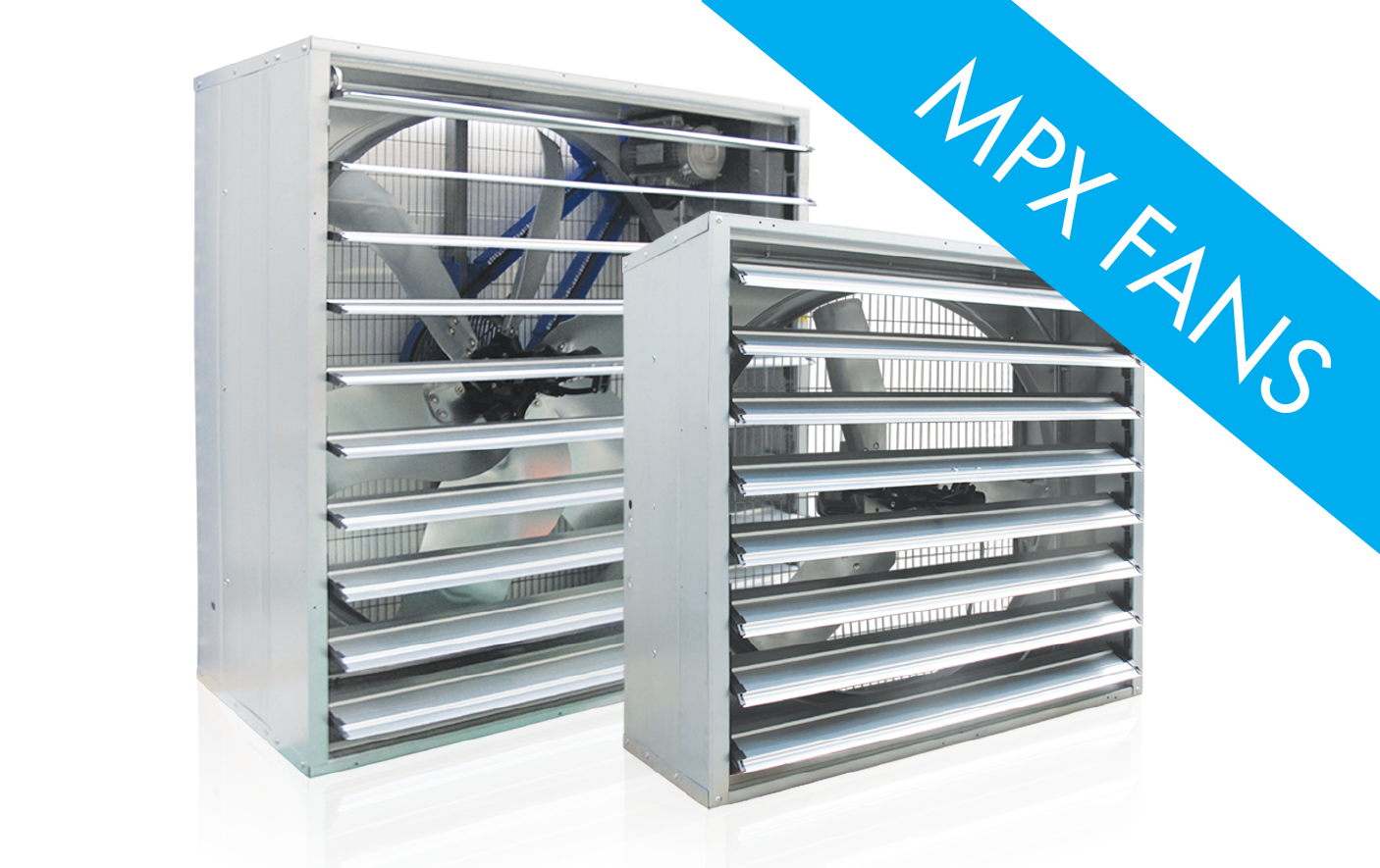Product launch MPX fan line
