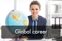 Entry level for global careers