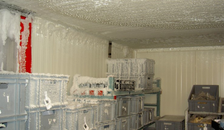 Ice Amp Frost Build Up In Cold Rooms We Can Help You With