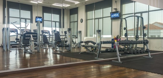 Arenas, Gyms and Fitness Centres