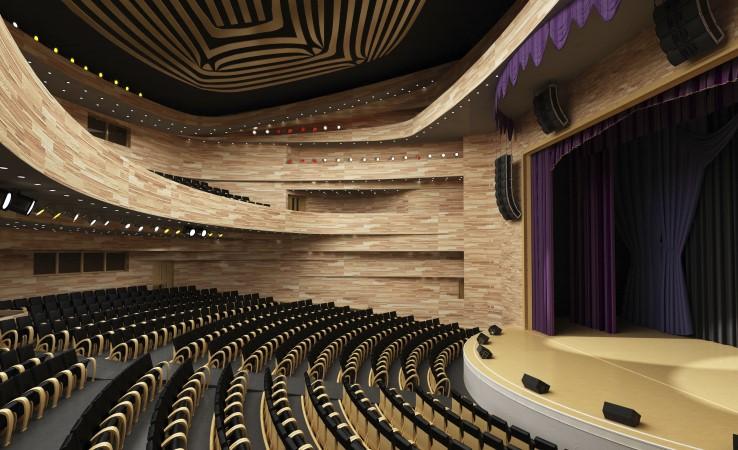 Salas De Cine Y Auditorios Industrias Munters
