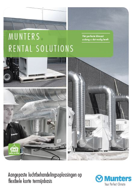 Munters Rental Solutions Brochure