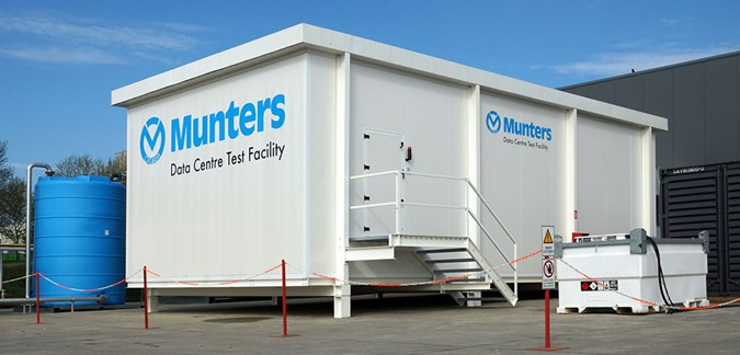 Data Centre Testing Facilities Munters