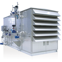 PureSystem Desiccant dehumidifier