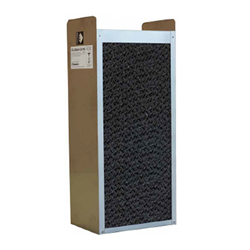 GLASdek GX60 Ceramic and carbon-coated evaporative cooling and humidification media