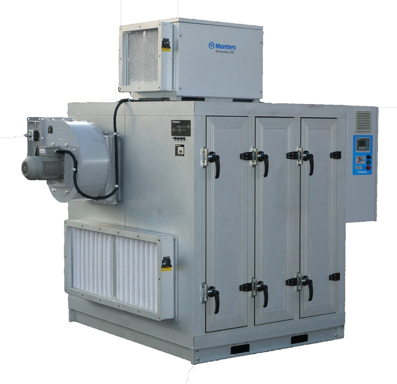 Air Drying Units : Greendry™ series 제품 munters