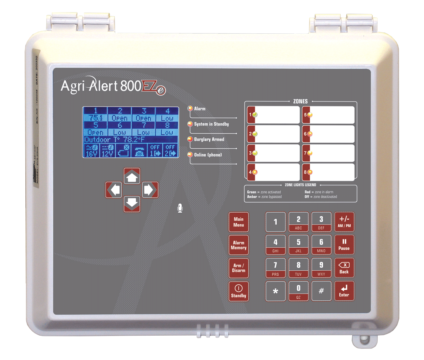 Humidity Control Equipment : Agrialert ez products munters
