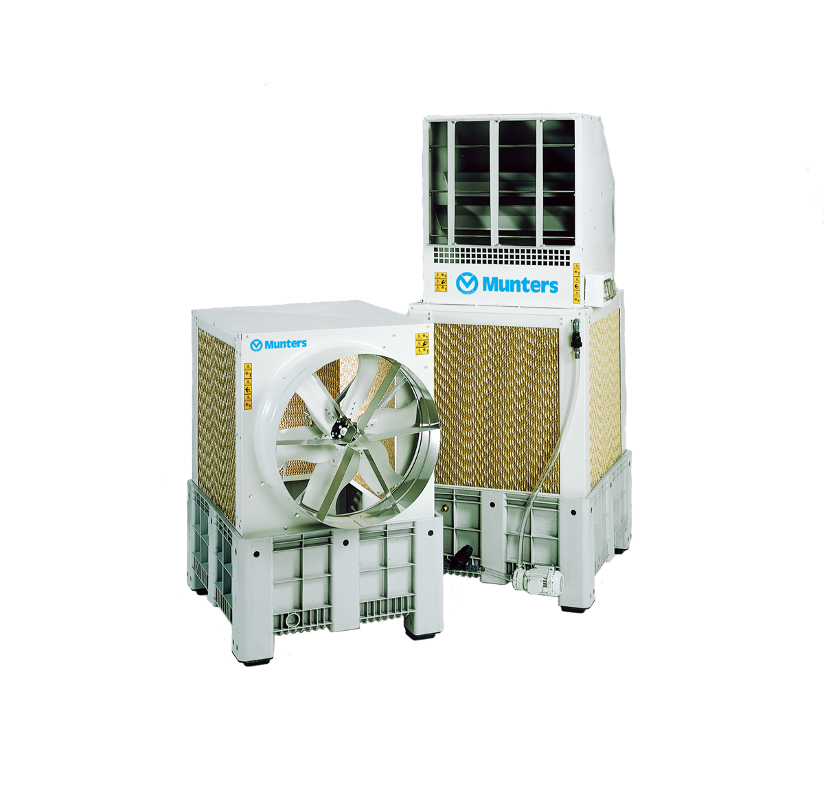 Dcp30 Top4 Evaporative Cooling Unit Munters