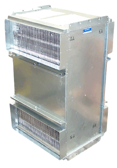 Duct™ Plate (Foil) Type Air-to-Air Heat Exchangers - Products ... Z Duct Heat Exchanger