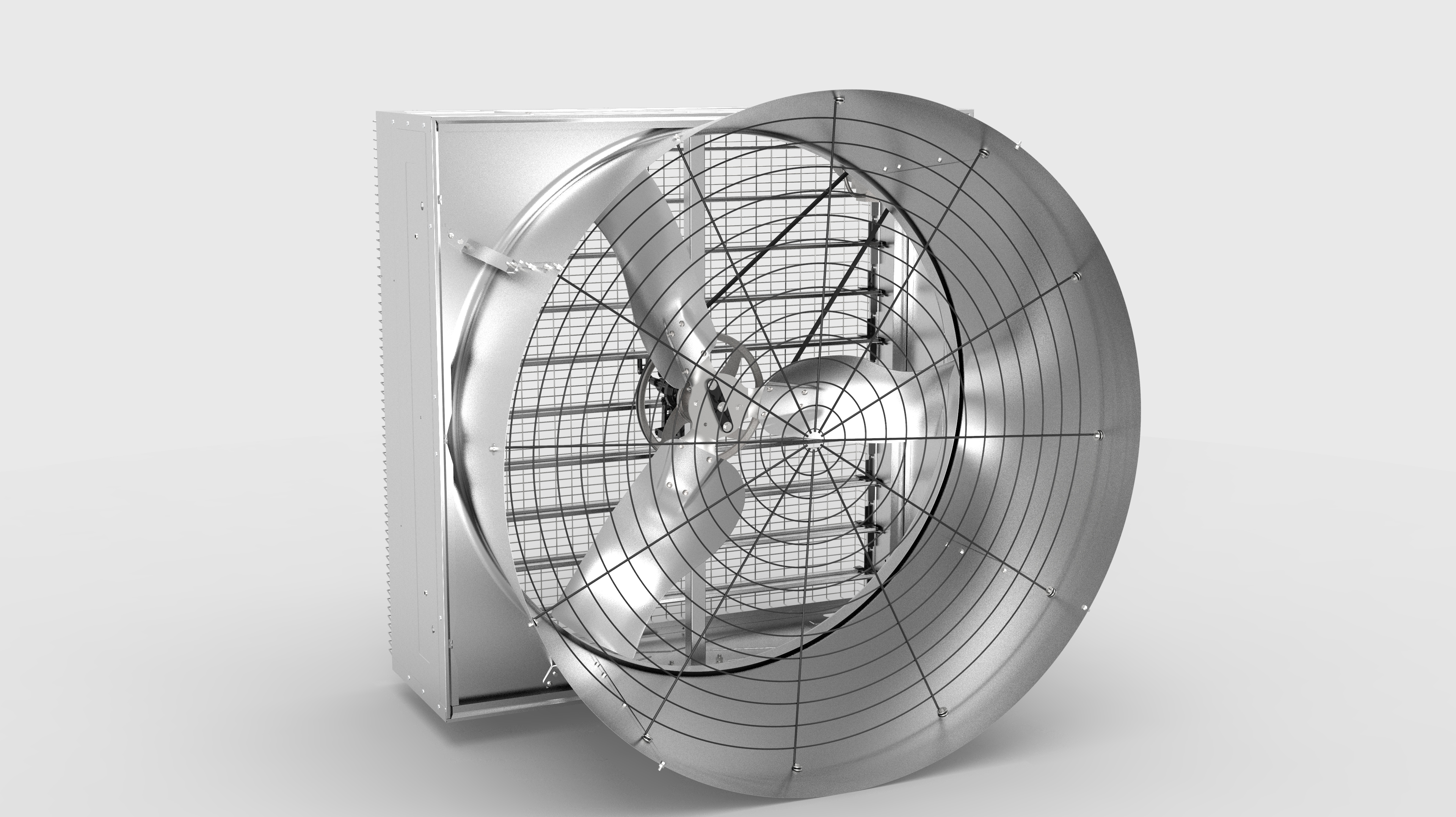 Euroemme® EC50 Cone fan - Products - Munters