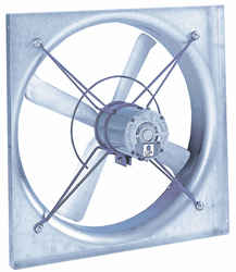 AT16G - AT24G Galvanized Circulation Fans