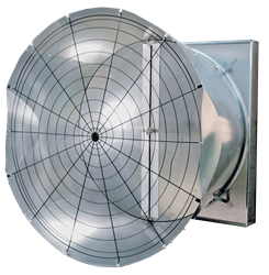 WF54 Exhaust fan with Dragonfly